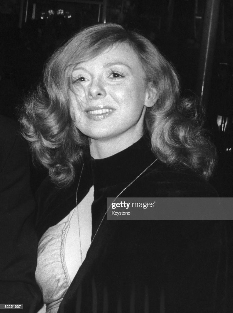 Joyce McKinney arrives for the London premiere of 'The Stud', 12th April 1978. A former American beauty queen, McKinney was at the time awaiting trial for the kidnapping of Mormon missionary Kirk Anderson.
