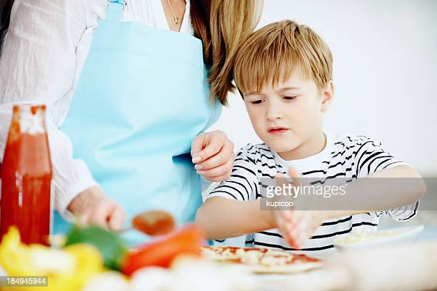 Jr. master chef