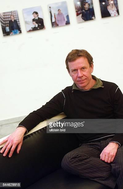 Jörg Pose Schauspieler D Ensemblemitglied des Hamburger Thalia Theaters