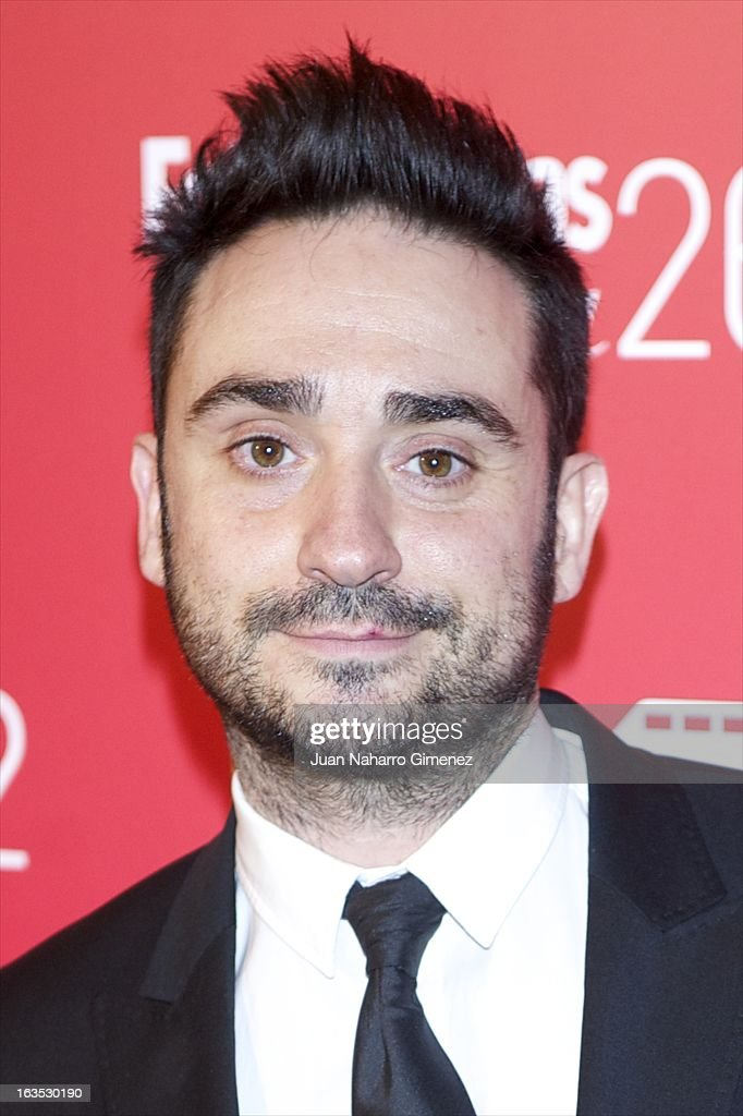 <a gi-track='captionPersonalityLinkClicked' href=/galleries/search?phrase=Juan+Antonio+Bayona&family=editorial&specificpeople=4535089 ng-click='$event.stopPropagation()'>Juan Antonio Bayona</a> attends Fotogramas awards 2013 at the Joy Eslava Club on March 11, 2013 in Madrid, Spain.