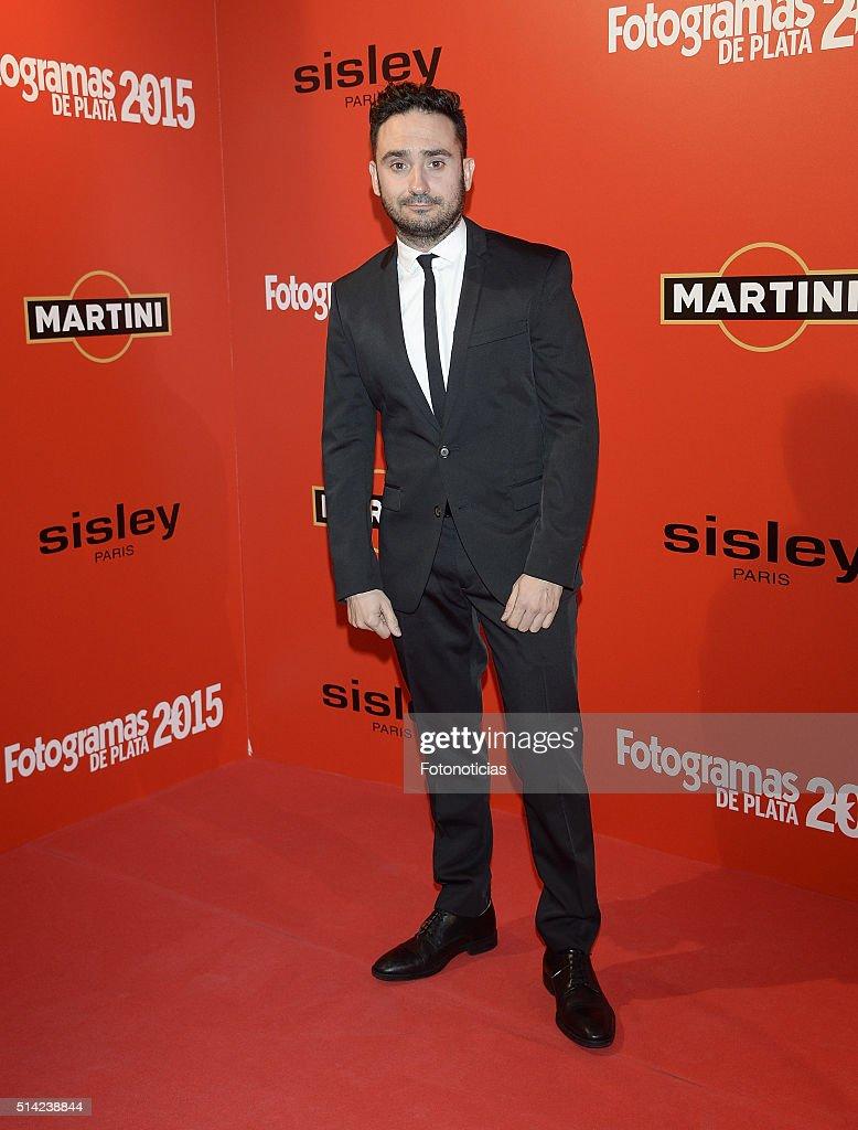 Juan Antonio Bayona attends the Fotogramas Awards at Joy Eslava Club on March 7, 2016 in Madrid, Spain.