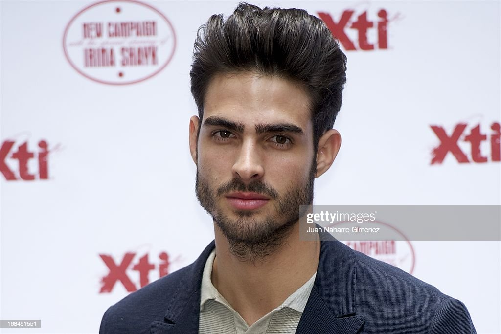 Juan Betancourt attends a presentation of the new Xti shoe collection at Hospes Hotel on May 10, 2013 in Madrid, Spain.