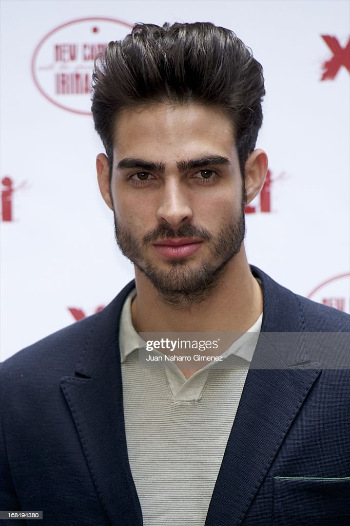 Juan Betancourt attends a presentation of the new Xti shoe collection at Hospes Hotel on May 10, 2013 in Madrid, Spain. on May 10, 2013 in Madrid, Spain.