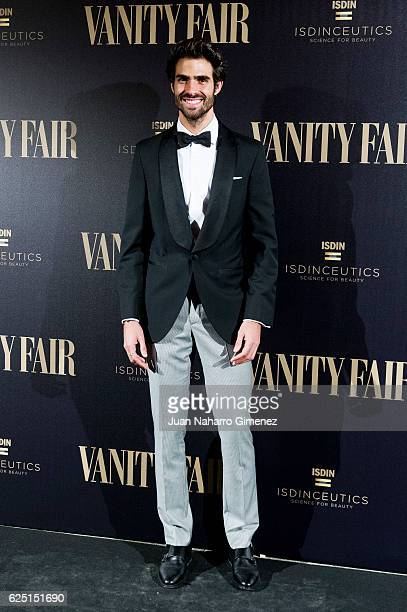 Juan Betancourt attends the gala dinner of Vanity Fair to commemorate its 100 number at Real Academia de Bellas Artes de San Fernando on November 22...