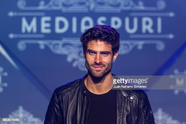 Juan Betancourt attends the opening of the new Clandestine Show Club 'The Secret' on March 30 2017 in Madrid Spain