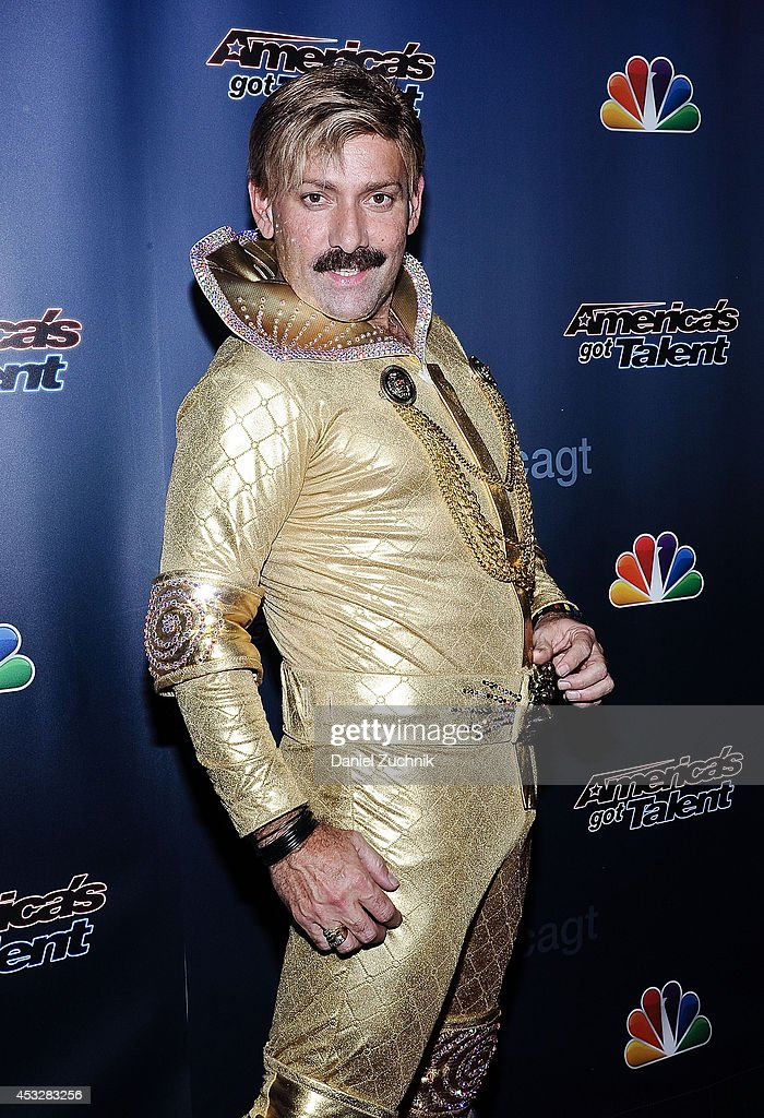 Juan Carlos attends 'America's Got Talent' season 9 post show red carpet event at Radio City Music Hall on August 6, 2014 in New York City.
