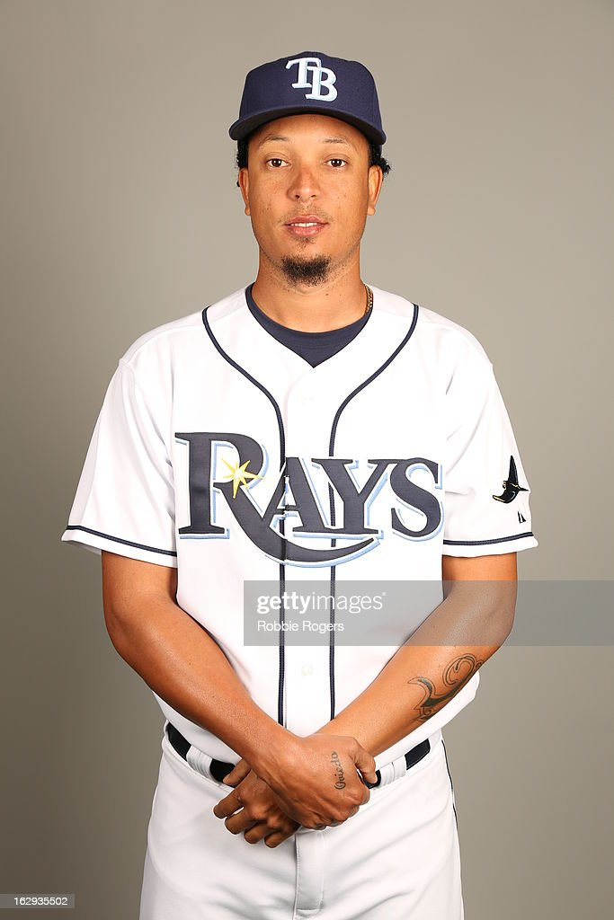Juan Carlos Oviedo #61 of the Tampa Bay Rays poses during Photo Day on February 21, 2013 at Charlotte Sports Park in Port Charlotte, Florida.