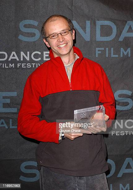 Juan Carlos Rulfo director of 'In the Pit' and winner of the World Cinema Jury Prize for Drama