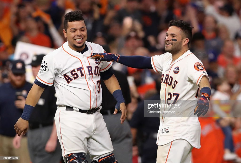 World Series - Los Angeles Dodgers v Houston Astros - Game Five