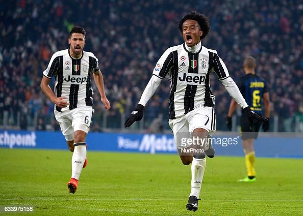 Juventus FC v FC Internazionale - Serie A : News Photo
