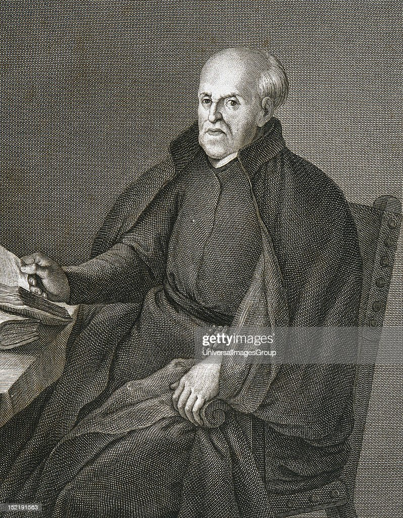 Juan de Mariana also known as Father Mariana Spanish Jesuit priest historian member of the Monarchomachs Engraving