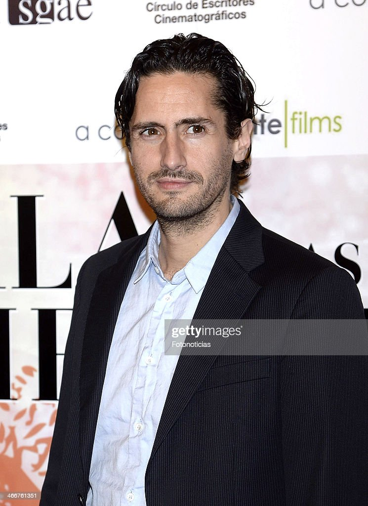 Juan Diego Botto attends the 'CEC' medals 2014 ceremony at the Palafox cinema on February 3, 2014 in Madrid, Spain.