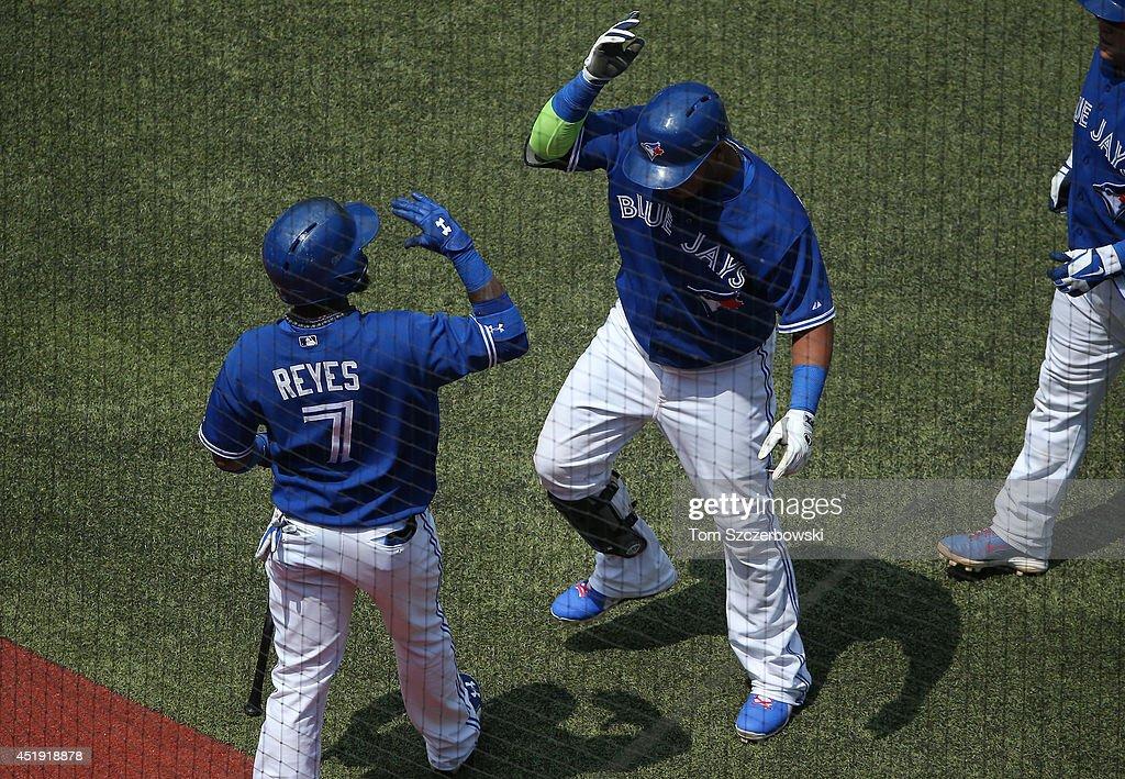 Milwaukee Brewers v Toronto Blue Jays