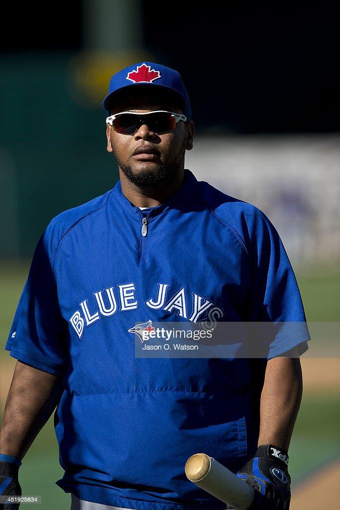 Toronto Blue Jays v Oakland Athletics
