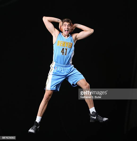 Denver Nuggets Stock Photos And Pictures: Juan Hernangómez Stock Photos And Pictures