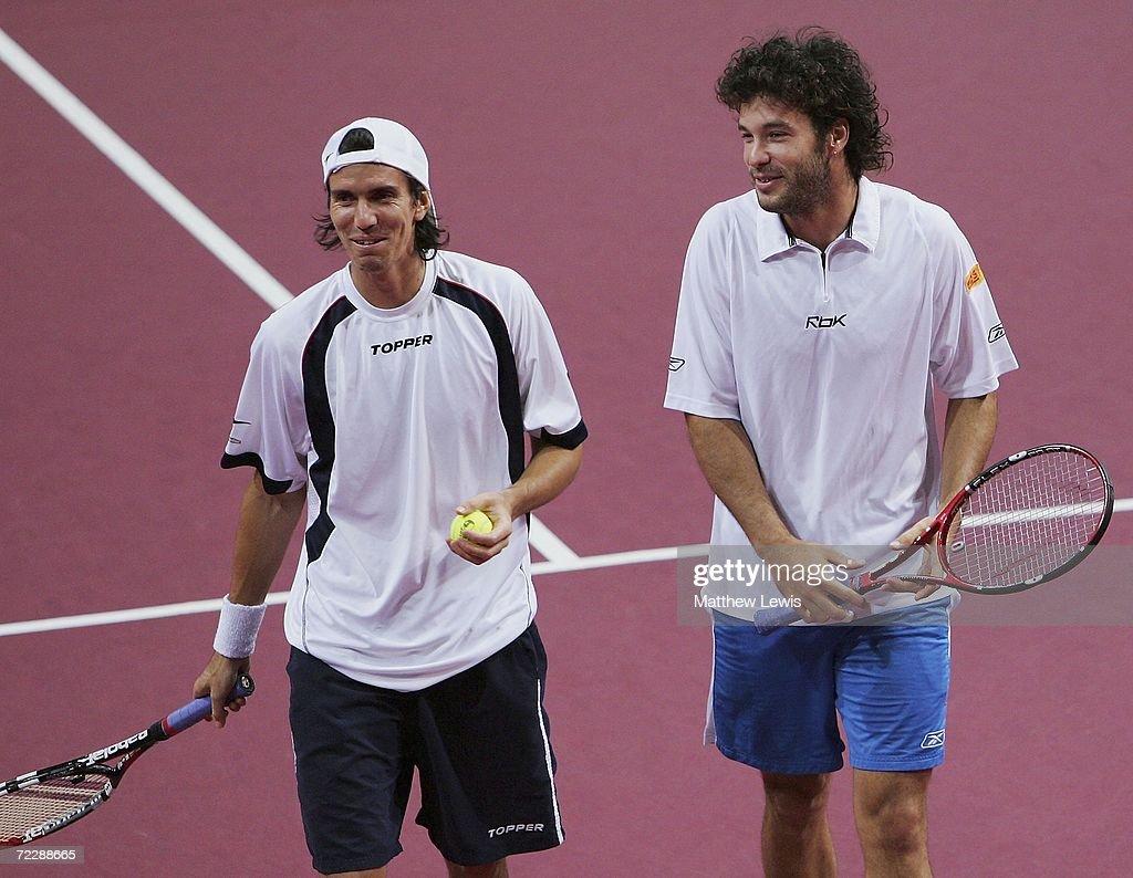 ATP Davidoff Swiss Indoors - Day Five