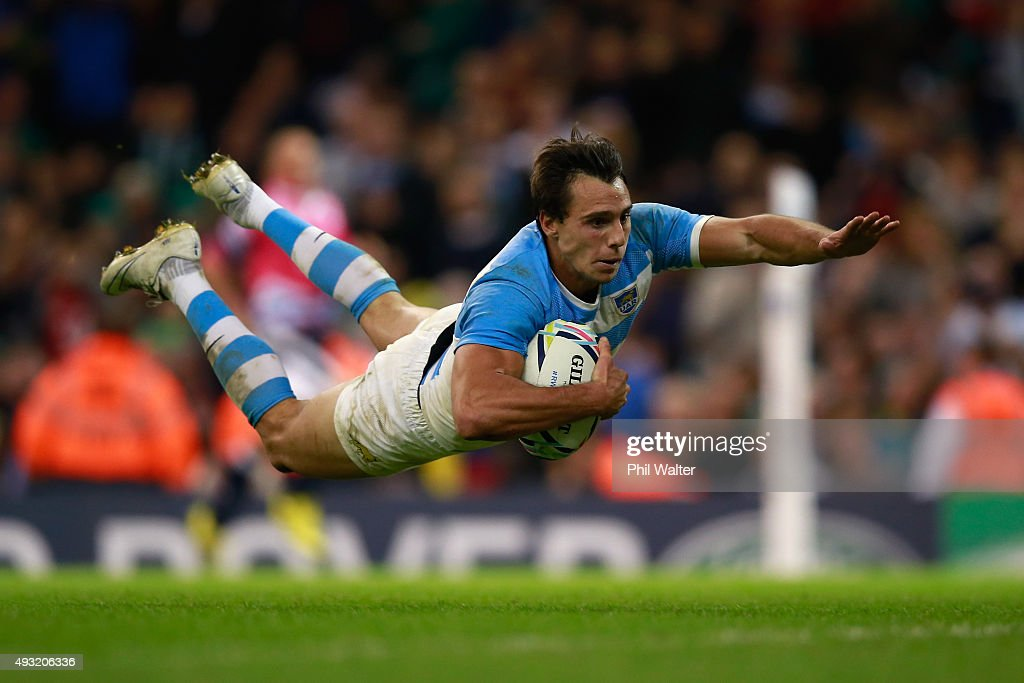 Ireland v Argentina - Quarter Final: Rugby World Cup 2015