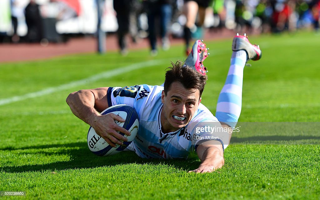 Racing 92 v RC Toulon - European Rugby Champions Cup Quarter Final