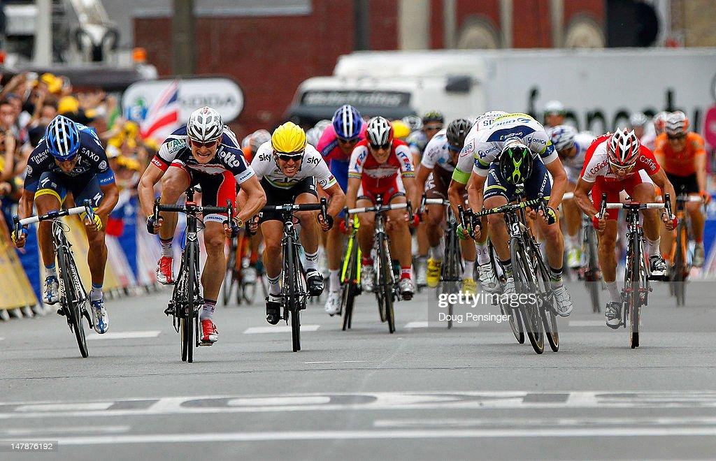 Le Tour de France 2012 - Stage Five