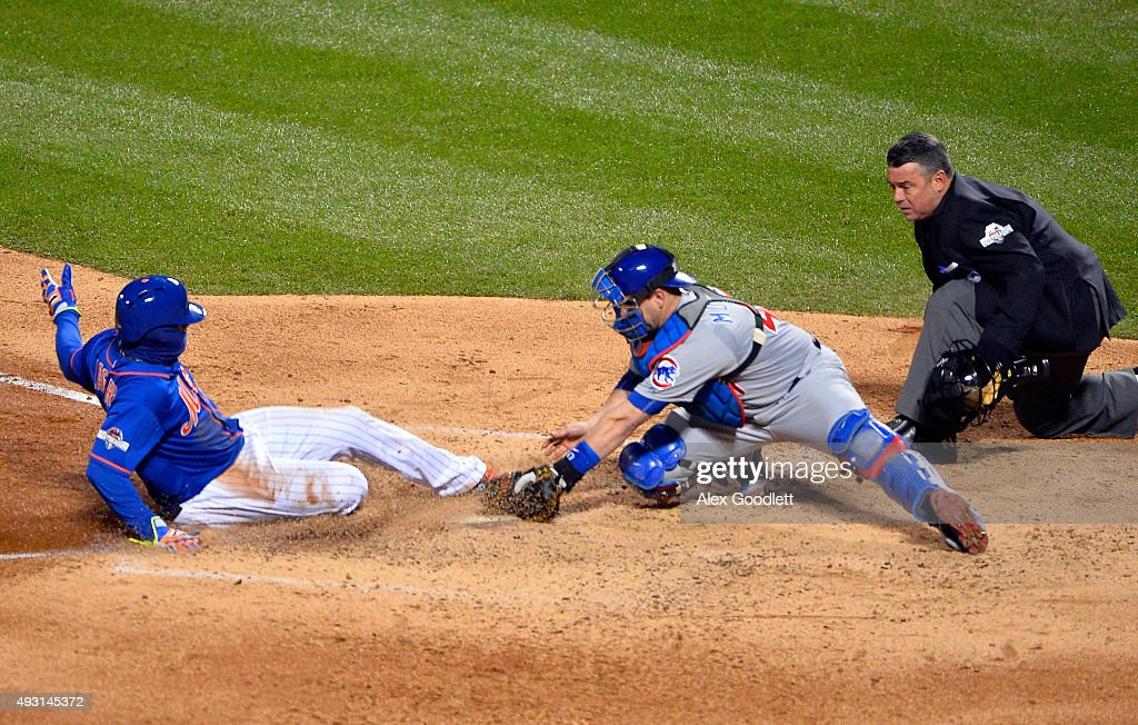 League Championship - Chicago Cubs v New York Mets - Game One
