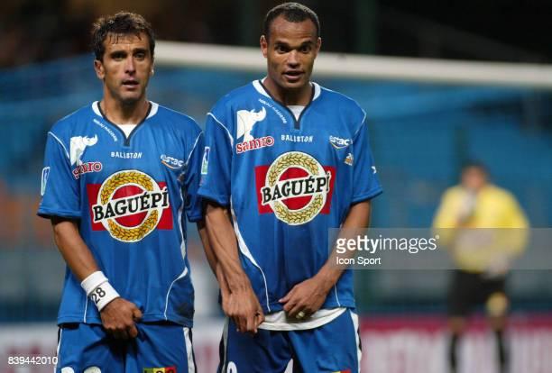 Juan Luis MONTERO et WELDON Troyes / Le Mans 2eme journee de Ligue 1
