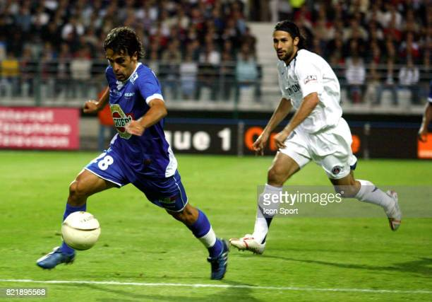Juan Luis MONTERO Troyes / Paris Saint Germain 4eme Journee de Ligue 1