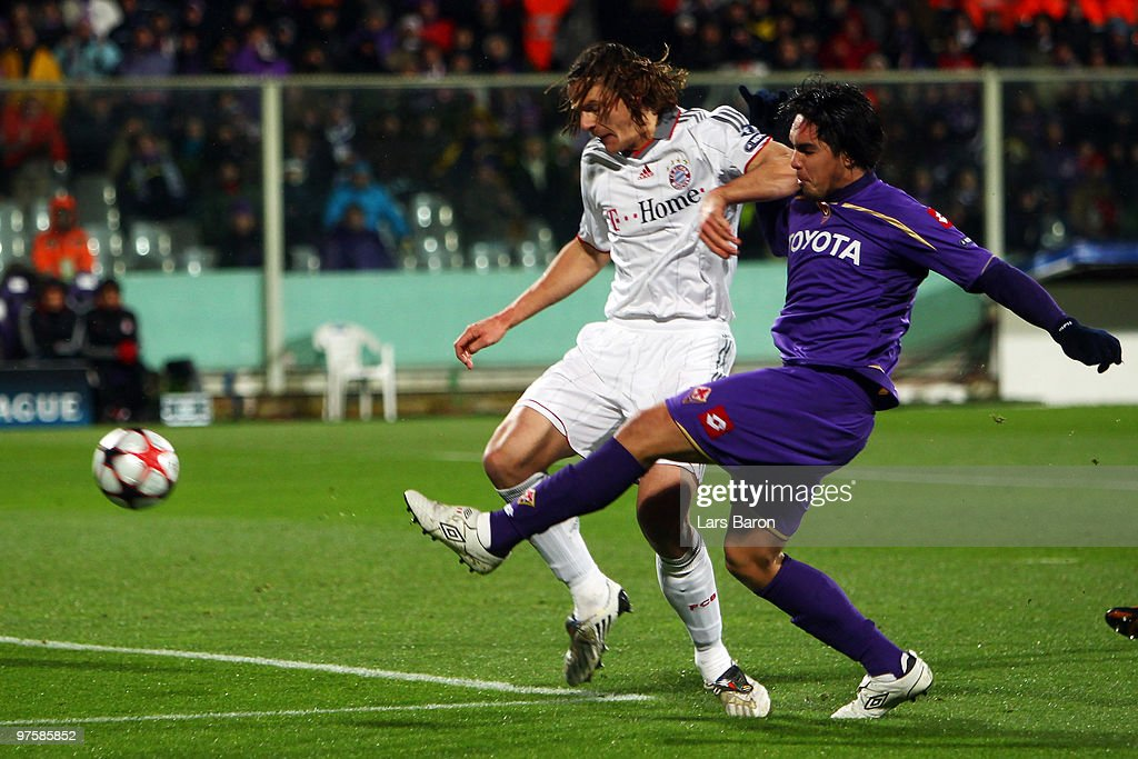 AFC Fiorentina v Bayern Muenchen - UEFA Champions League