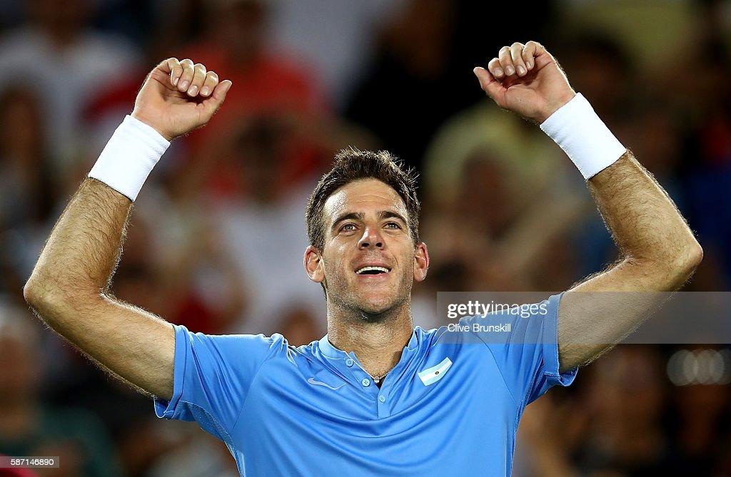 Tennis - Olympics: Day 2