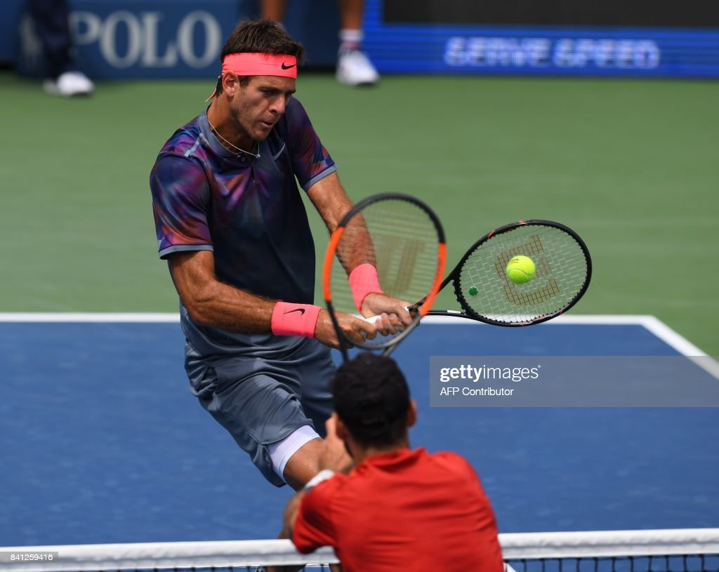 TENNIS-US-OPEN : News Photo