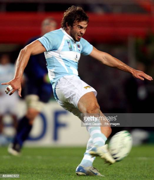 Juan Martin Hernandez Argentina