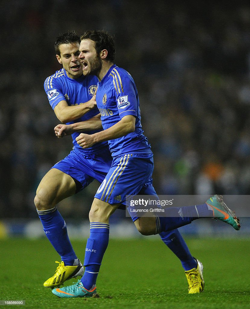 Leeds United v Chelsea - Capital One Cup Quarter-Final