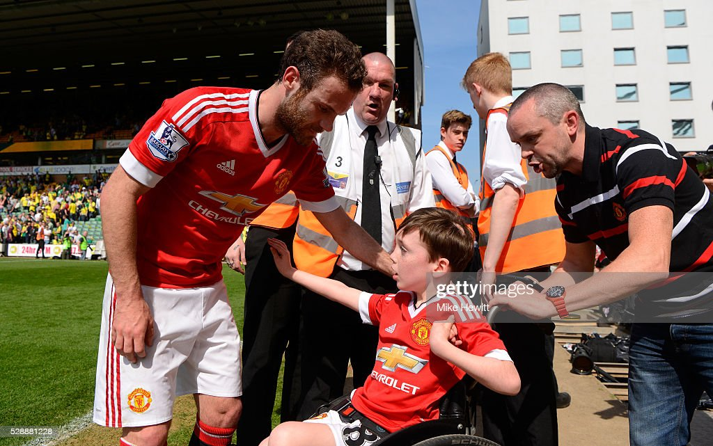 Norwich City v Manchester United - Premier League : News Photo