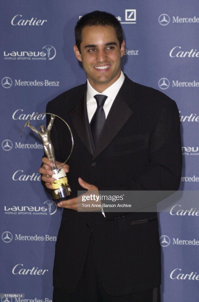 Third Annual Laureus World Sports Awards - Press Room