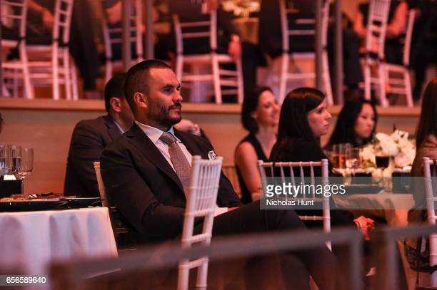 Juan Pablo Raba attends the 2017 AE Networks Upfront At Jazz At Lincoln Center's Frederick P Rose Hall on March 21 2017 in New York City