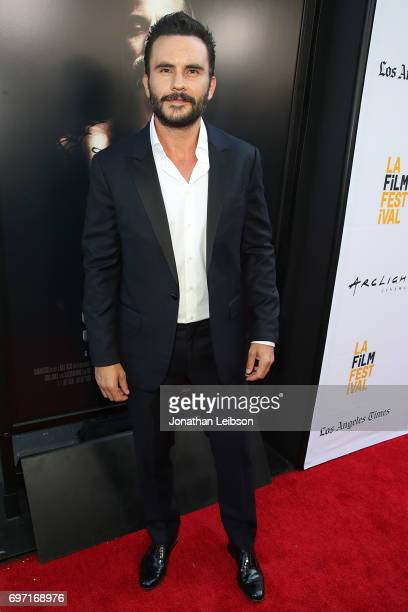 Juan Pablo Raba attends the ATT And Saban Films Present The LAFF Gala Premiere Of Shot Caller at ArcLight Cinemas on June 17 2017 in Culver City...