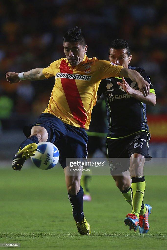 Morelia vs Santos Laguna - Clausura 2014 Liga MX