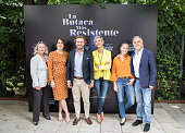 'La Butaca Mas Resistente' Charity Auction in Madrid