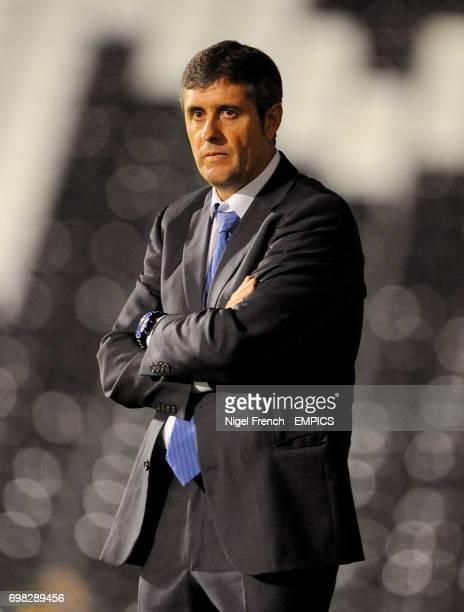 Juan Ramon Lopez Caro Saudi Arabia's Head Coach
