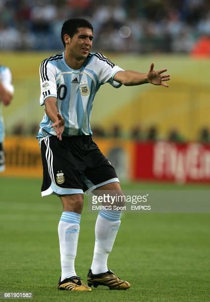Juan Riquelme Argentina