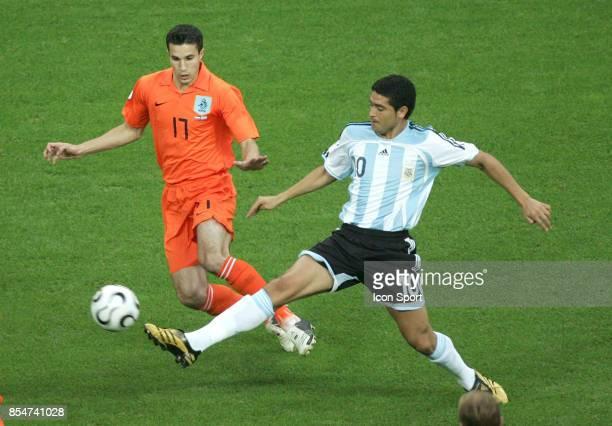 Juan RIQUELME Argentine / Pays Bas Coupe du Monde 2006