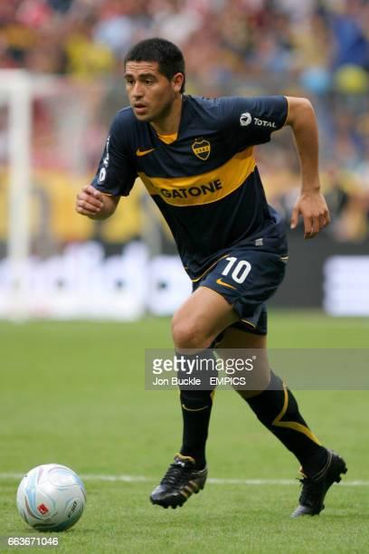 Juan Roman Riquelme Boca Juniors