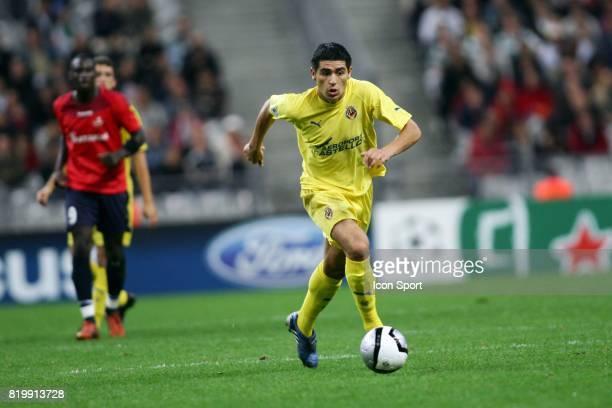 Juan Roman RIQUELME Lille / Villarreal 1er tour Champions League Stade de France