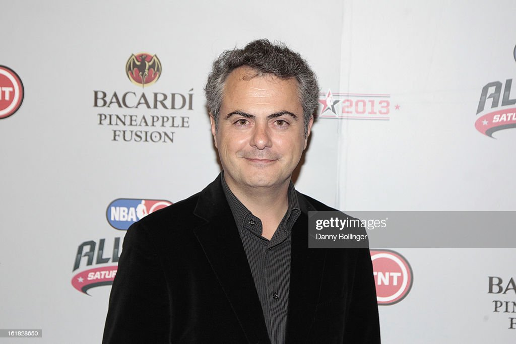 Juan Rovira Chief Marketing Officer of BACARDI USA at the NBA on TNT All-Star Saturday Night Party, Presented by Bacardi Pineapple Fusion at House Of Blues on February 16, 2013 in Houston, Texas.