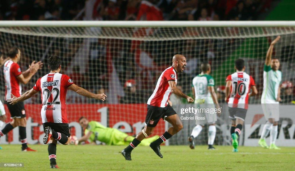 Estudiantes v Atletico Nacional - Copa CONMEBOL Libertadores 2017