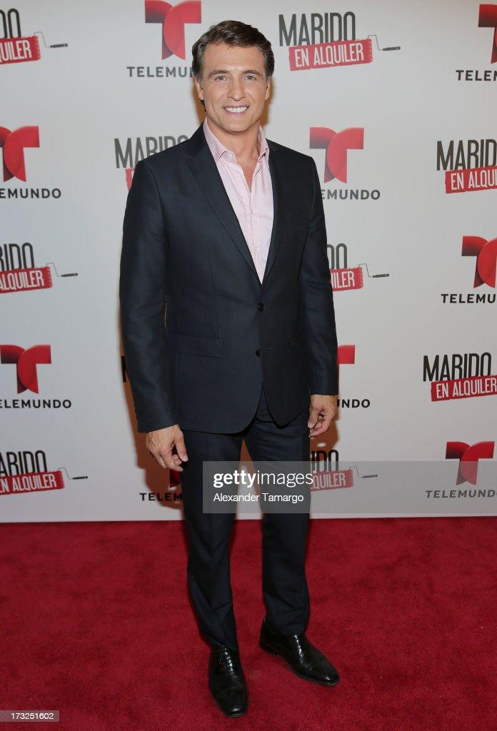 "Telemundo's ""Marido en Alquiler"" Presentation"