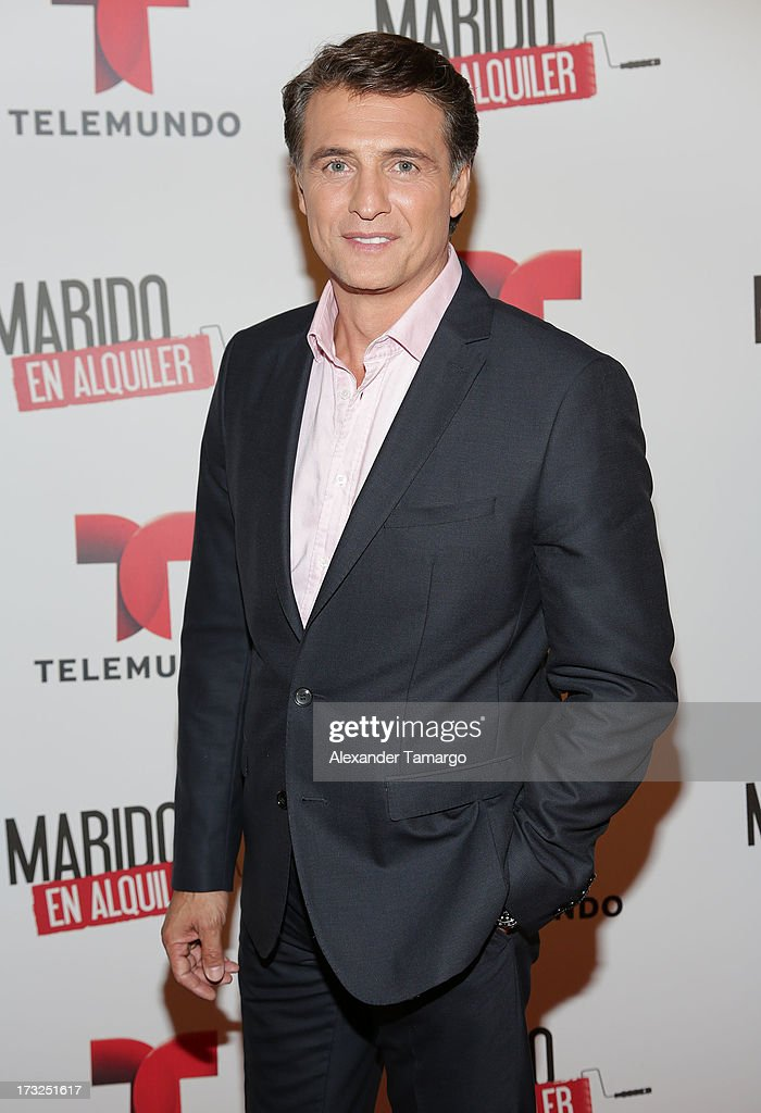 <a gi-track='captionPersonalityLinkClicked' href=/galleries/search?phrase=Juan+Soler+-+Actor&family=editorial&specificpeople=12766801 ng-click='$event.stopPropagation()'>Juan Soler</a> attends Telemundo's 'Marido en Alquiler' Presentation at Telemundo Studios on July 10, 2013 in Miami, Florida.