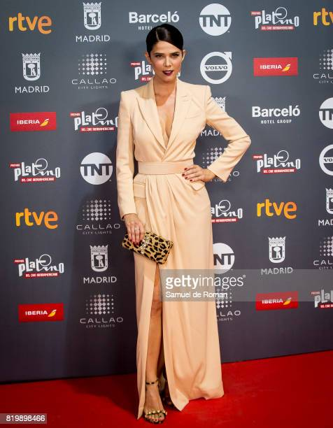 Juana Acosta attends the Platino Awards 2017 Welcome Party on July 20 2017 in Madrid Spain