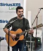Juanes Performs For SiriusXM's Artist Confidential...