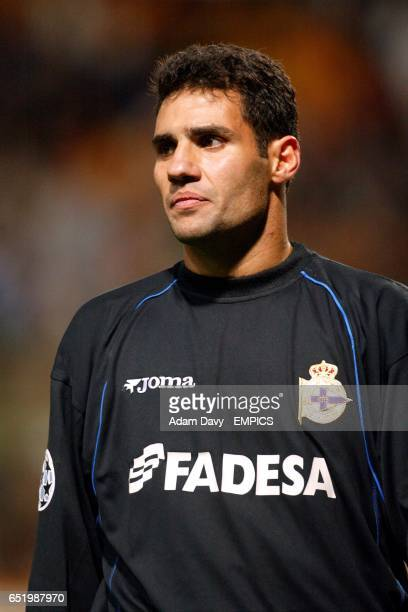 Juanmi Deportivo La Coruna goalkeeper