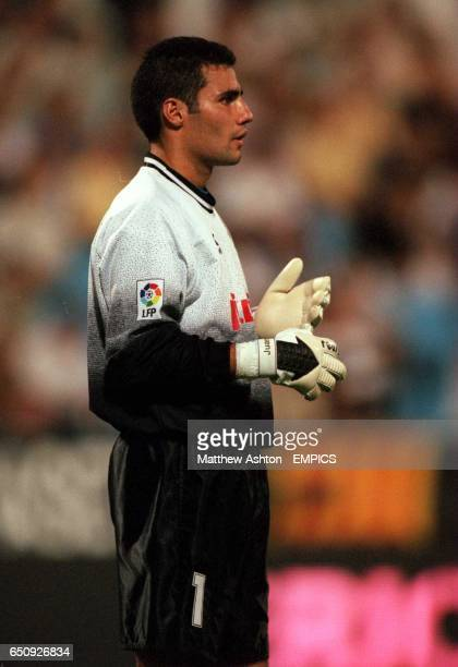 Juanmi Real Zaragoza goalkeeper